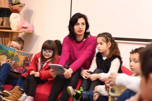 Lexim me femijët